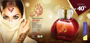 Parfum Atyaf My way indonesia