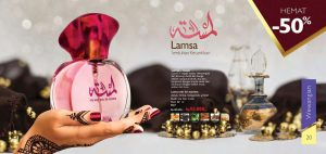 Parfum Lamsa My way indonesia