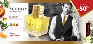Parfum classic My way indonesia
