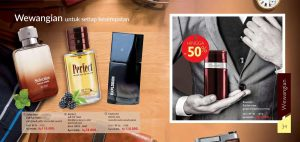 Parfum essential My way indonesia