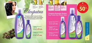 Produk Cleopatra My way indonesia