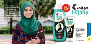Produk My way Indonesia Shampoo Hijaby