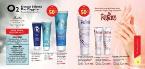 produk O2 refine my way indonesia