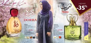 produk dorra my way indonesia