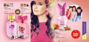 produk for her edt funny edt bunney edt