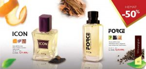 produk parfum icon force my way indonesia