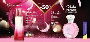 produk romance My way indonesia