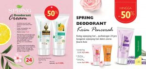 produk spring deodorant my way indonesia